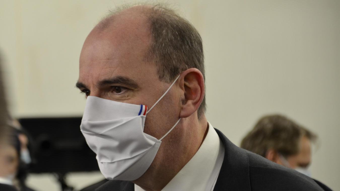 L'épidémie repart, Castex annonce la possibilité de mesures de freinage