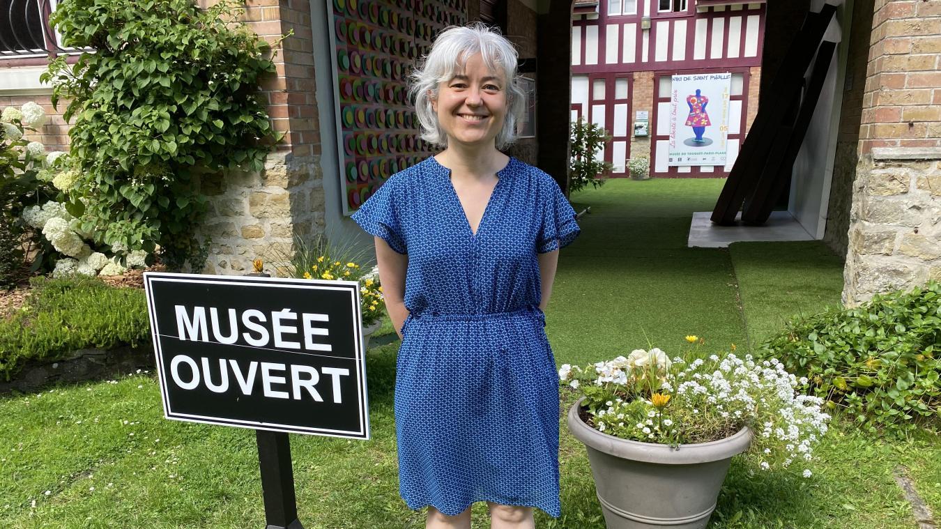 Isabelle Mauchin est en poste au Touquet depuis lundi 28 juin.
