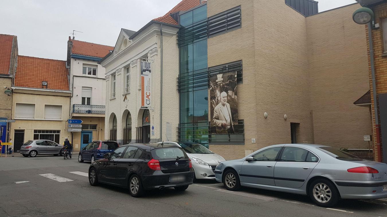 Des ateliers d'architecture sont proposés par le Centre d'interprétation art et culture de Bourbourg.