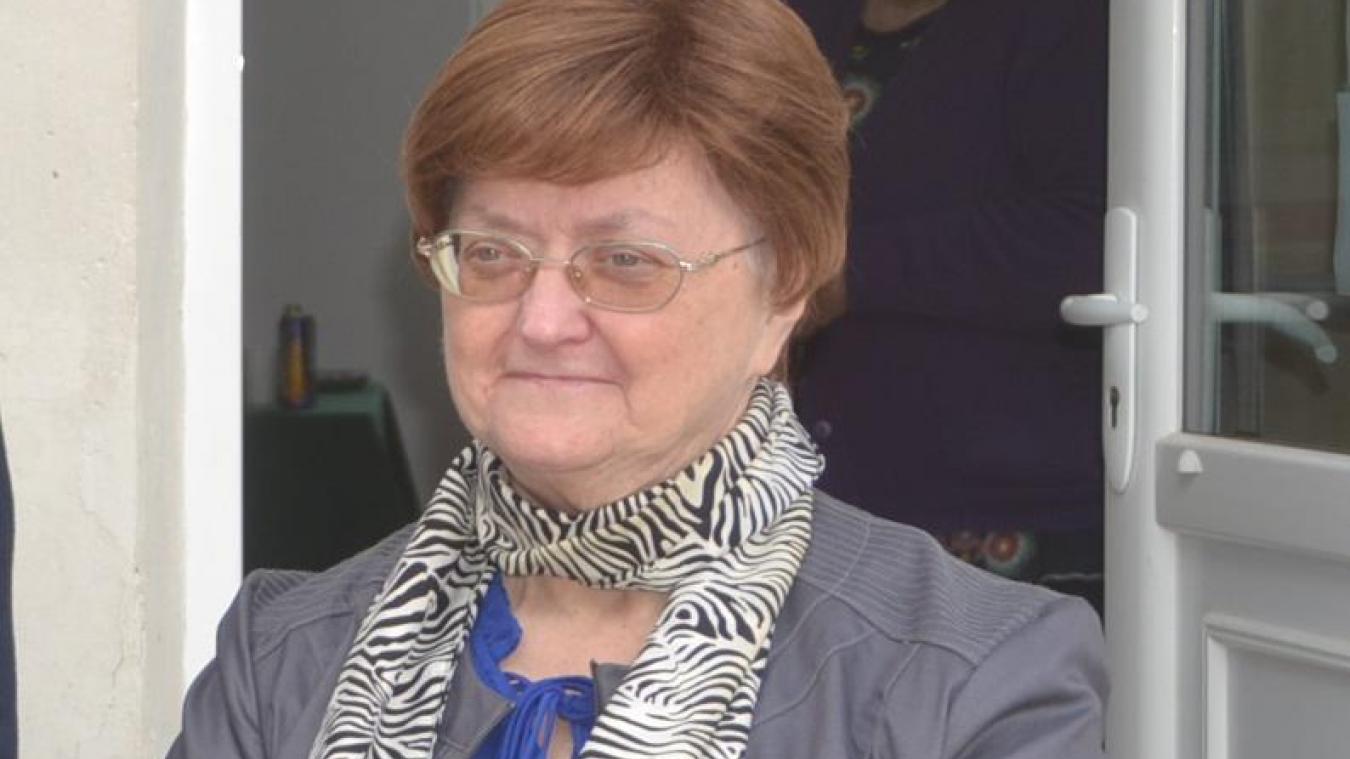 Éliane Zwertvaegher était adjointe au maire depuis mai 2020.
