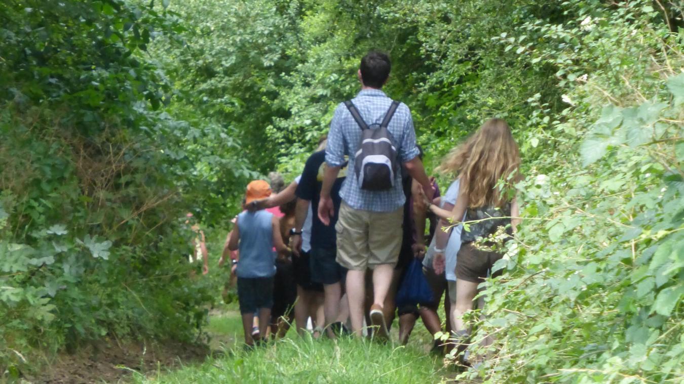 La randonnée, une activité détente et sportive.
