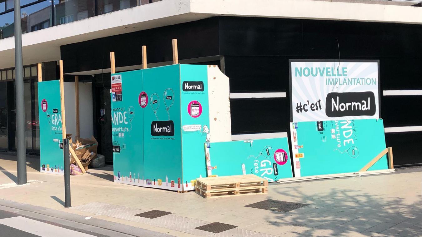 Un magasin Normal ouvrira ses portes le jeudi 29 juillet dans le centre de Dunkerque.