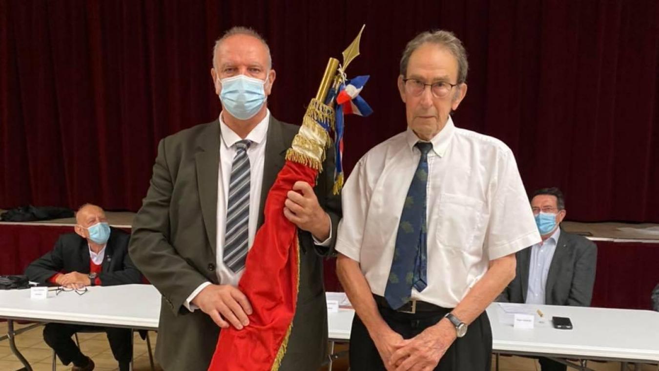 Gérard Haigneré et Patrick Verhaeghe, les deux présidents