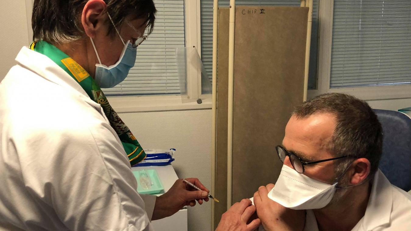 Les Français semblent prendre conscience de l'importance de la vaccination.