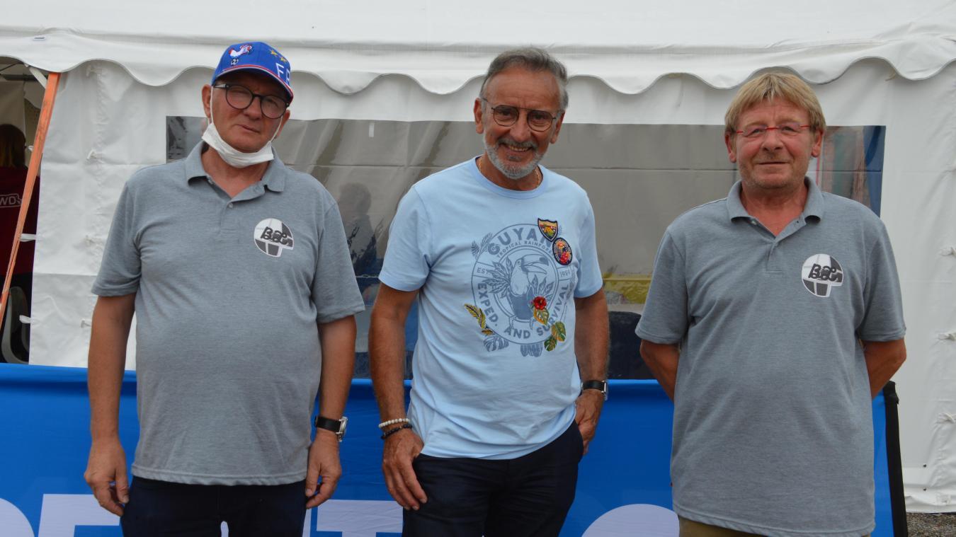 Pétanque : succès pour la première édition du challenge Michel Jovenaux à Lestrem