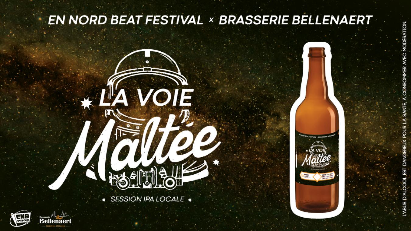 Bailleul : le En Nord Beat Festival et la brasserie Bellenaert créent une bière originale