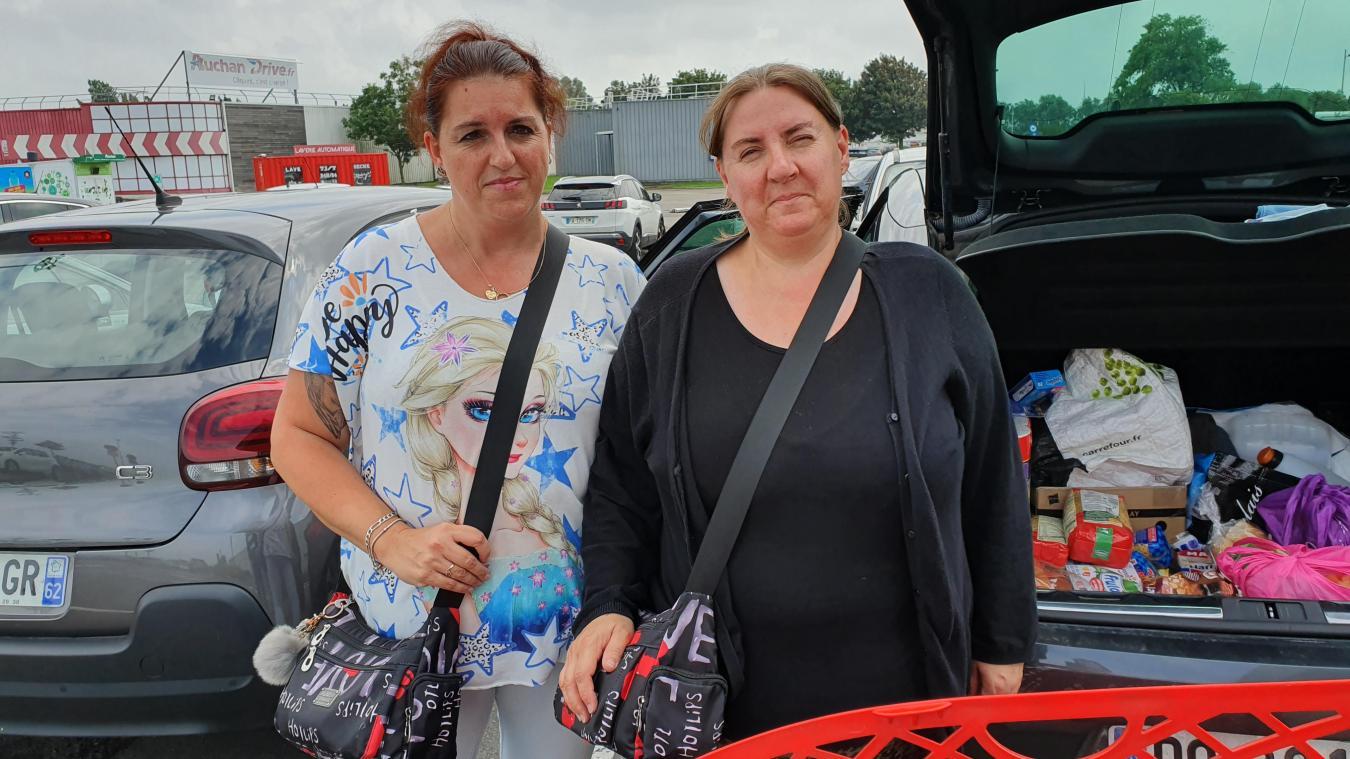 Sabrina et Stéphanie bien que vaccinées, estiment qu'il faut respecter la liberté de chacun.