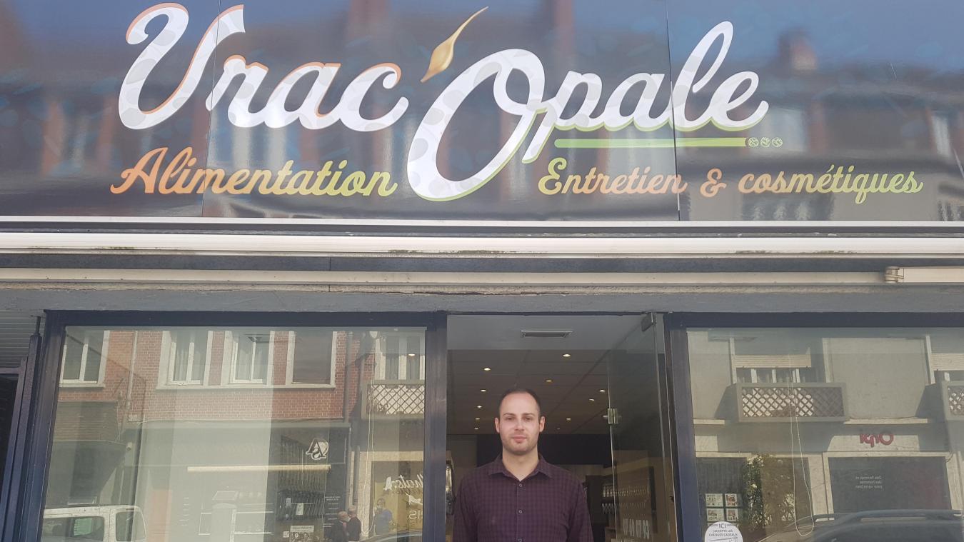Pierre Catez va ouvrir sa première boutique rue Royale.