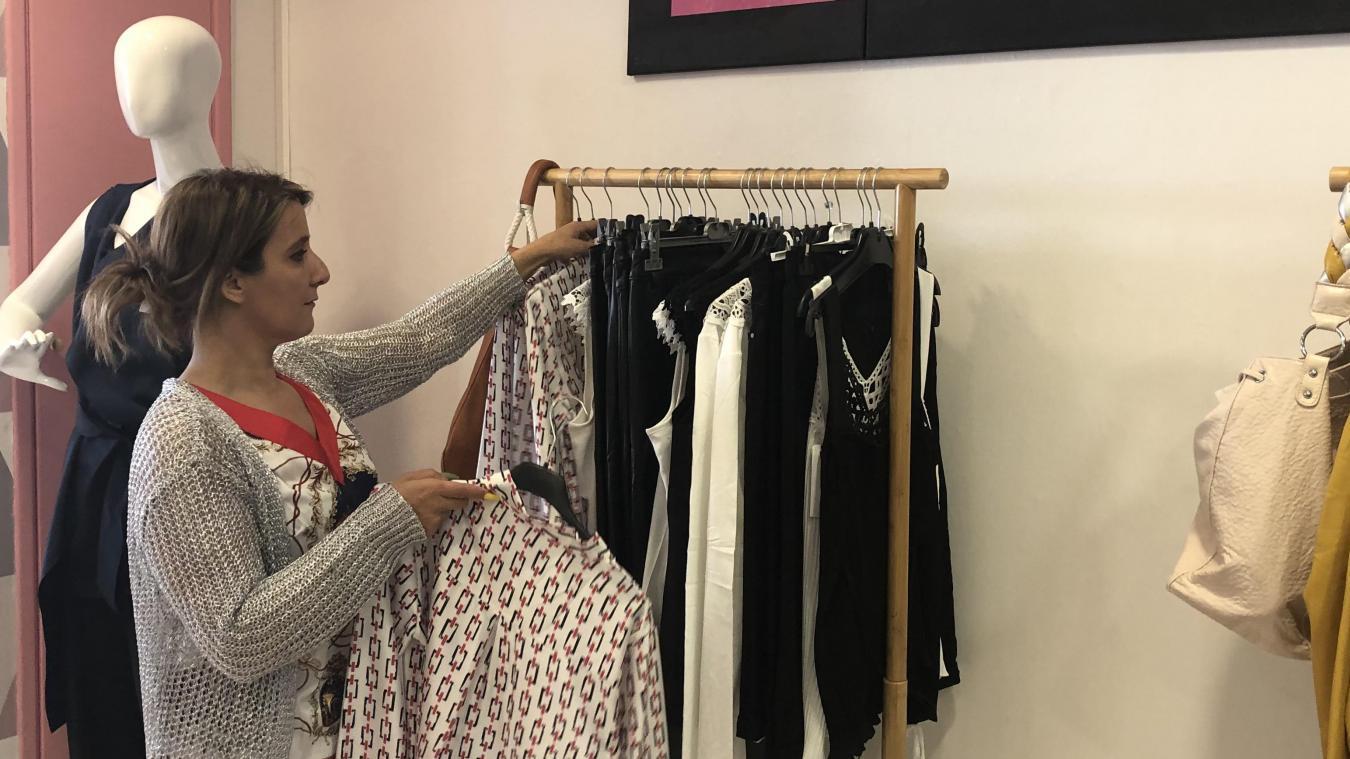 Rita Fever a ouvert sa boutique Mode fashion à Dunkerque.