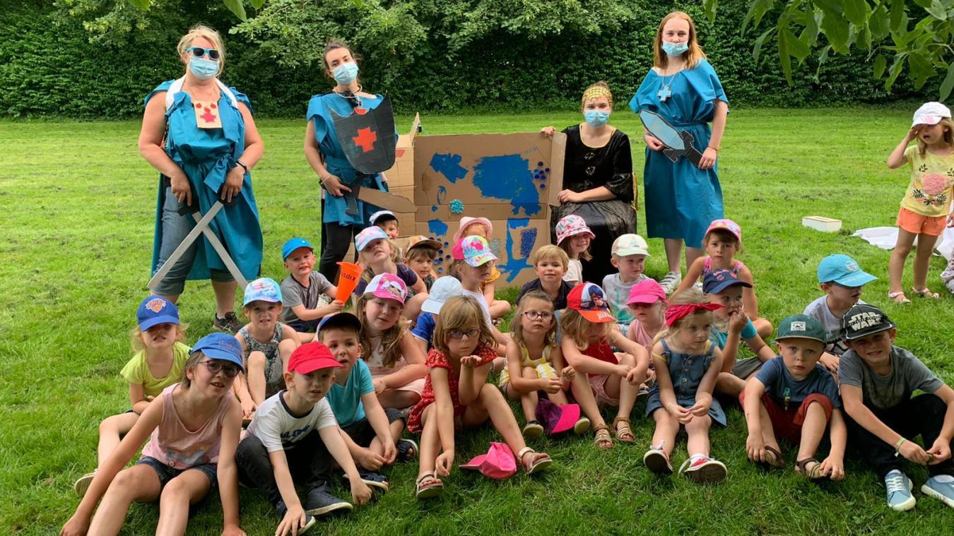 137 enfants et ados étaient inscrits la semaine dernière dans les centres de loisirs de Steenwerck.