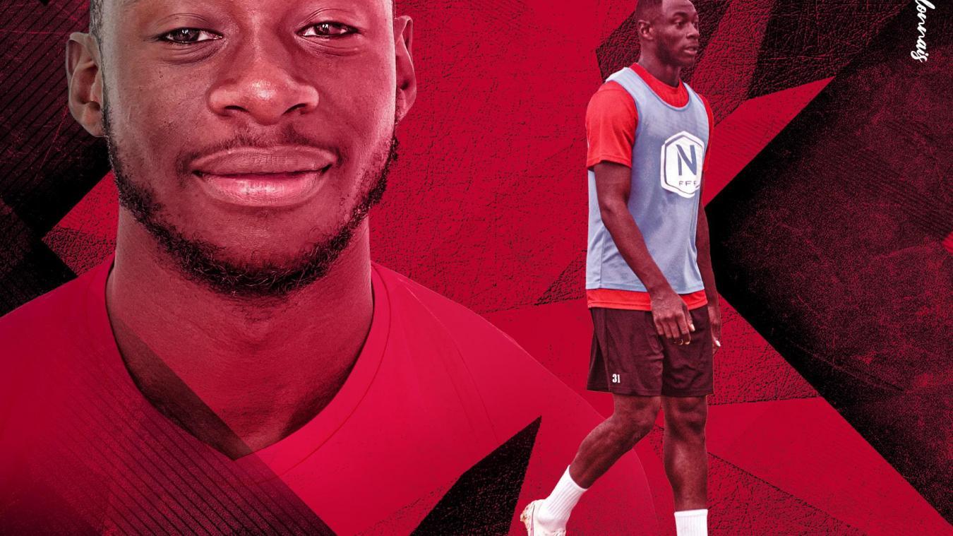 Après une période d'essai, Ibrahim Fofana a signé à l'U.S Boulogne pour la saison 2021-2022.