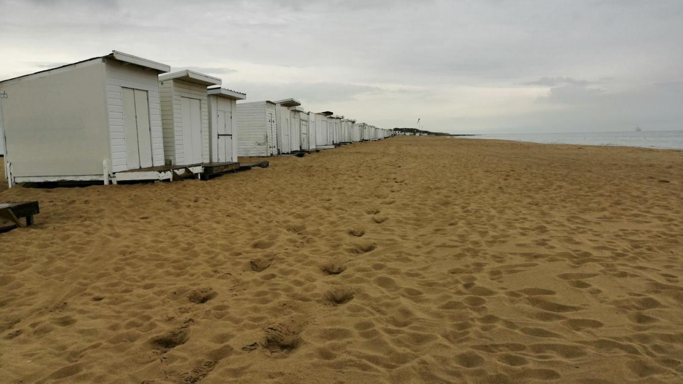 Calais : la baignade interdite à la plage en raison des fortes pluies