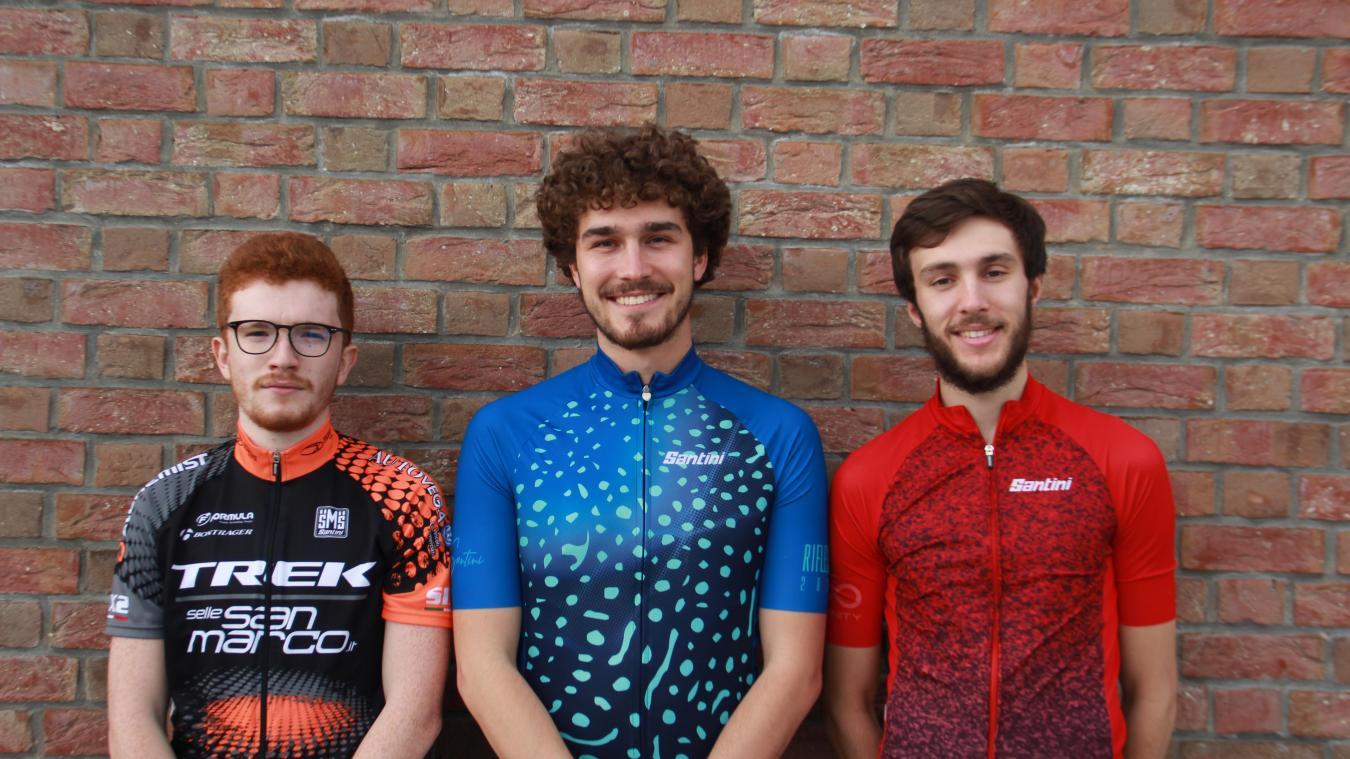Les trois amis, Gaëtan, Victor et Hugo, devront également penser à tout le matériel nécessaire pour entretenir leur vélo pendant le voyage.