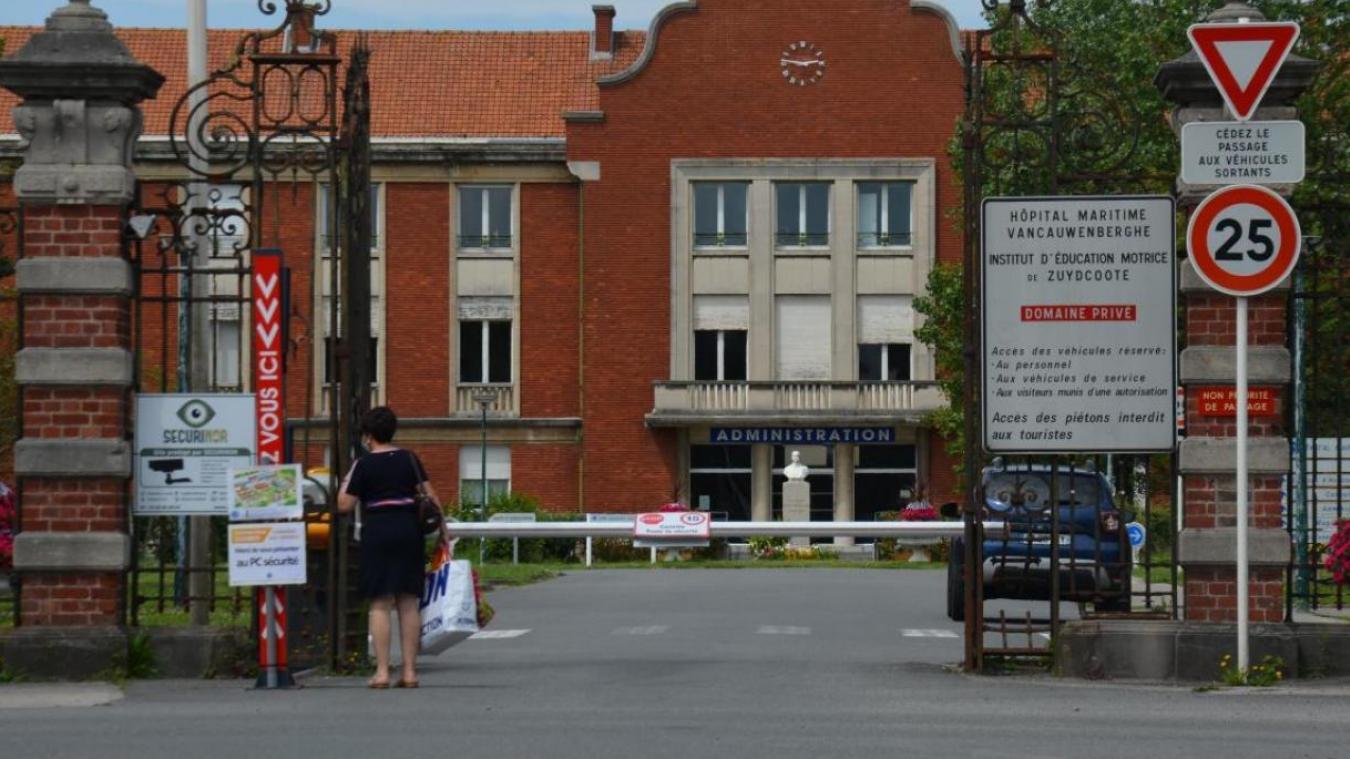 L'accès à l'hôpital maritime de Zuydcoote pour les visites nécessitera la présentation d'un pass sanitaire à partir du 1er août.