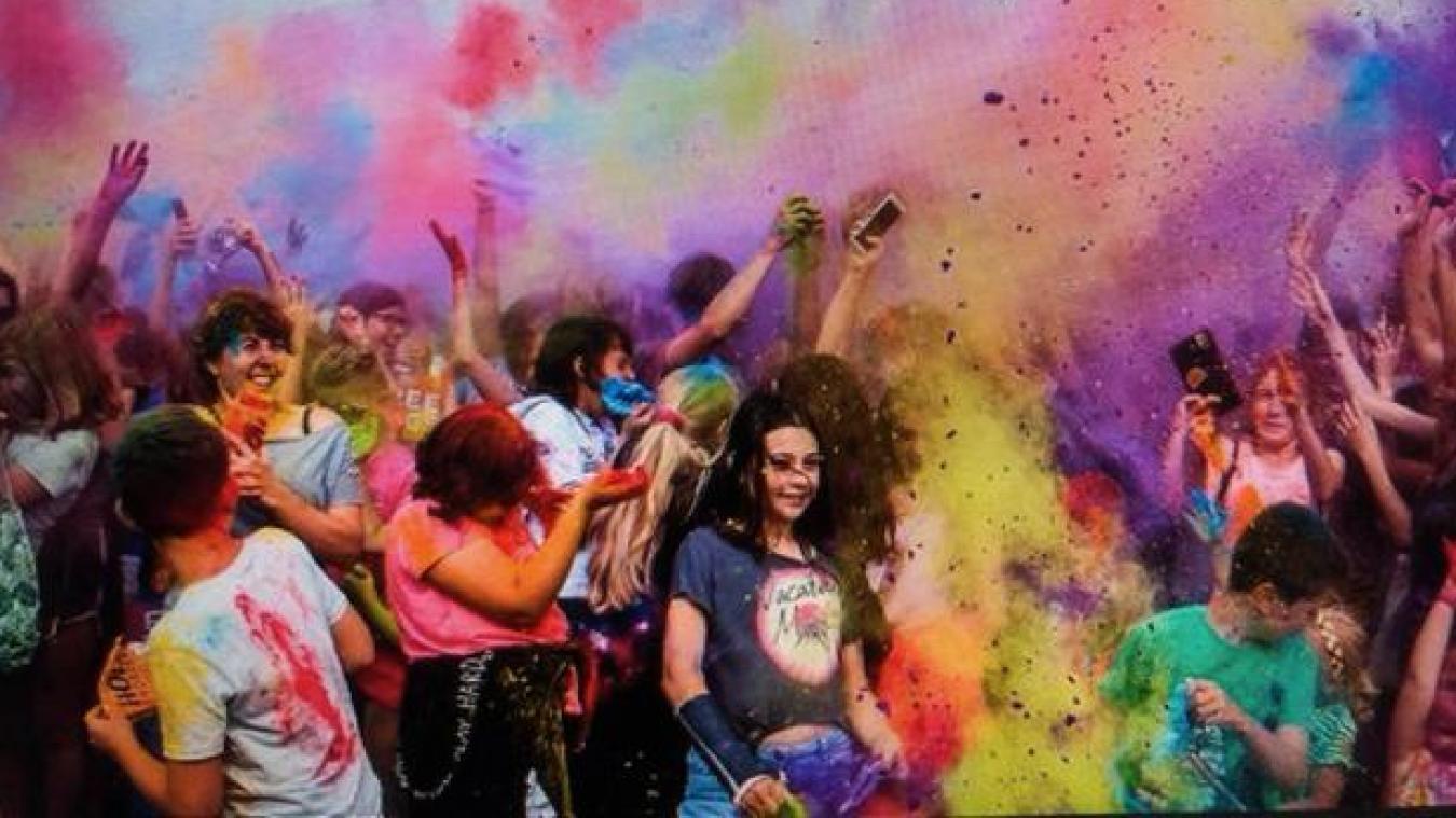 La Ville de Cappelle-la-Grande organise sa première Capp'color le 31juillet. Et, comme son nom l'indique, le paysage va se parer de multiples couleurs.