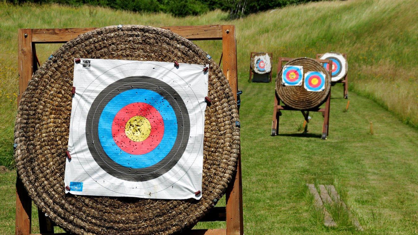 Diverses activités comme le tir à l'arc seront proposées sur le circuit.