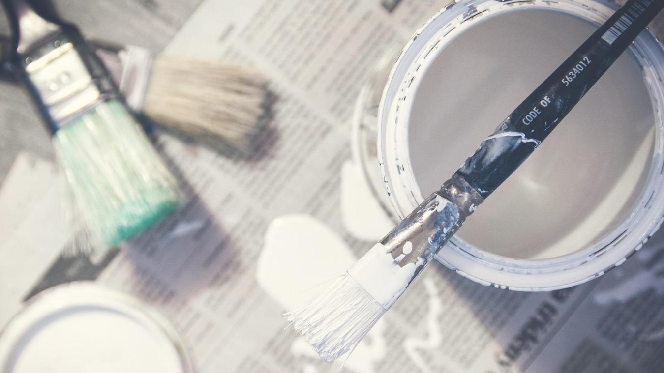 Parmi les missions, peinture, enduit, isolation...