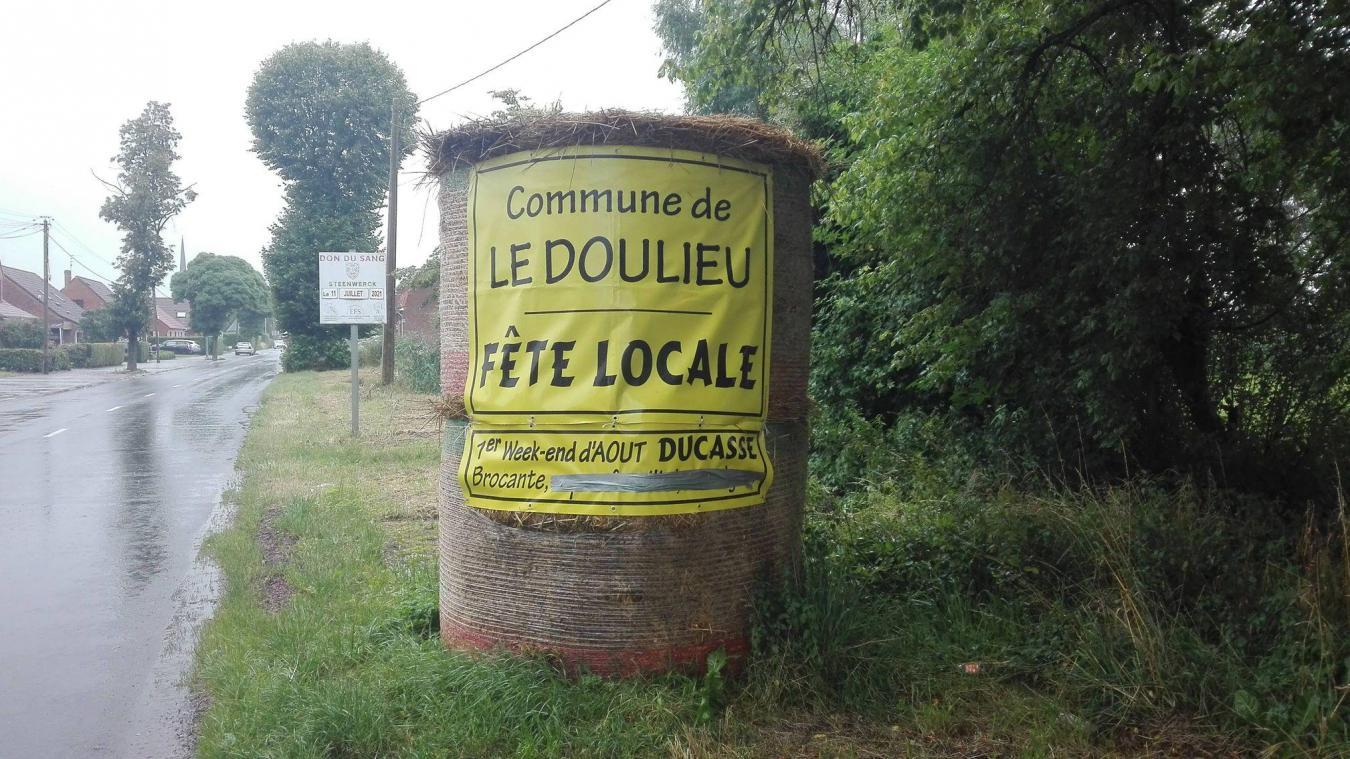 Brocante, ducasse, tournoi de pétanque, feu d'artifice... La fête communale du Doulieu se déroule ce premier week-end d'août.