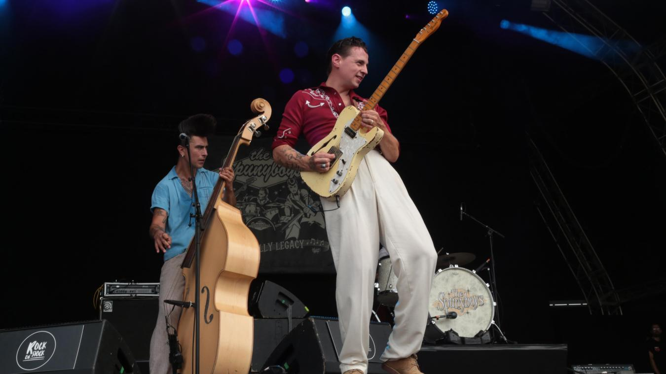 Venez écouter et danser sur du Rockabilly, à Étaples-sur-Mer, ce vendredi 30 juillet.