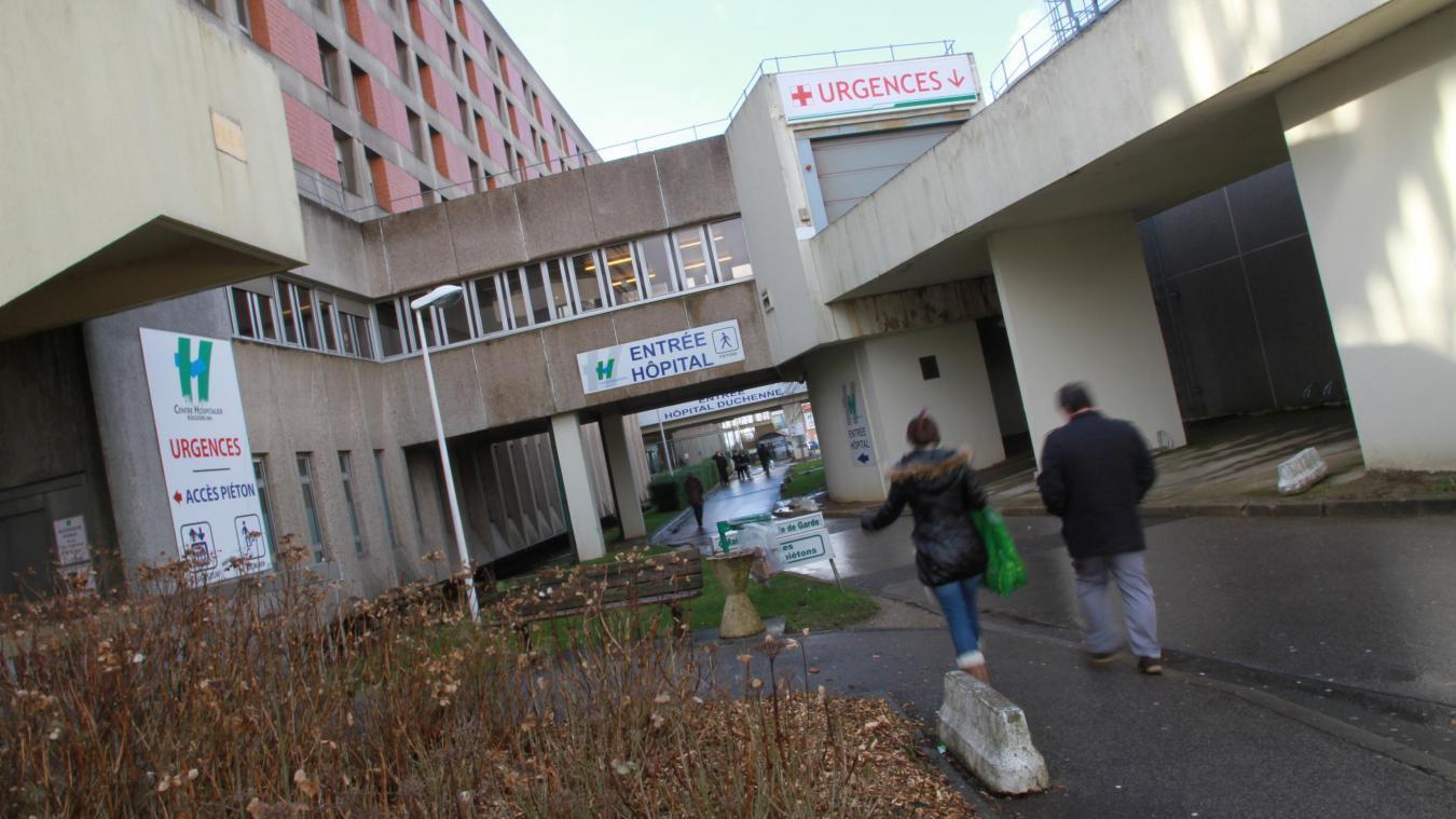 Deux patients Covid se trouvent actuellement en service de réanimation de l'hôpital Duchenne. Illustration