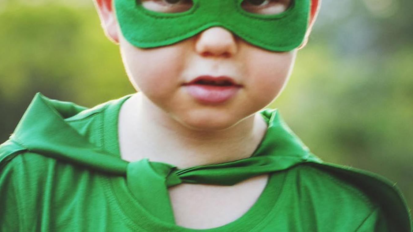 Faites de vos enfants des petits héros.