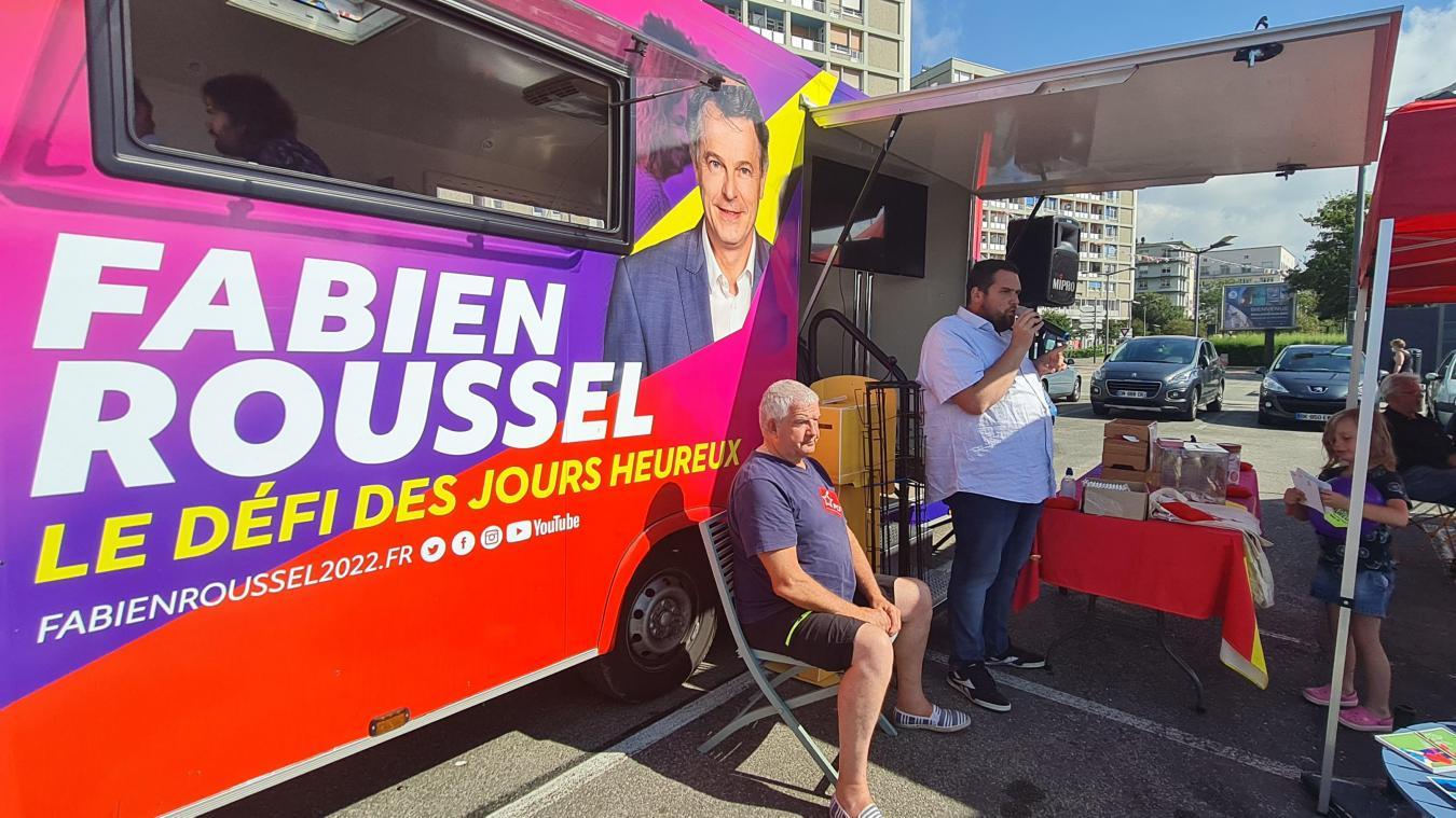 Boulogne : les communistes ont occupé le quai