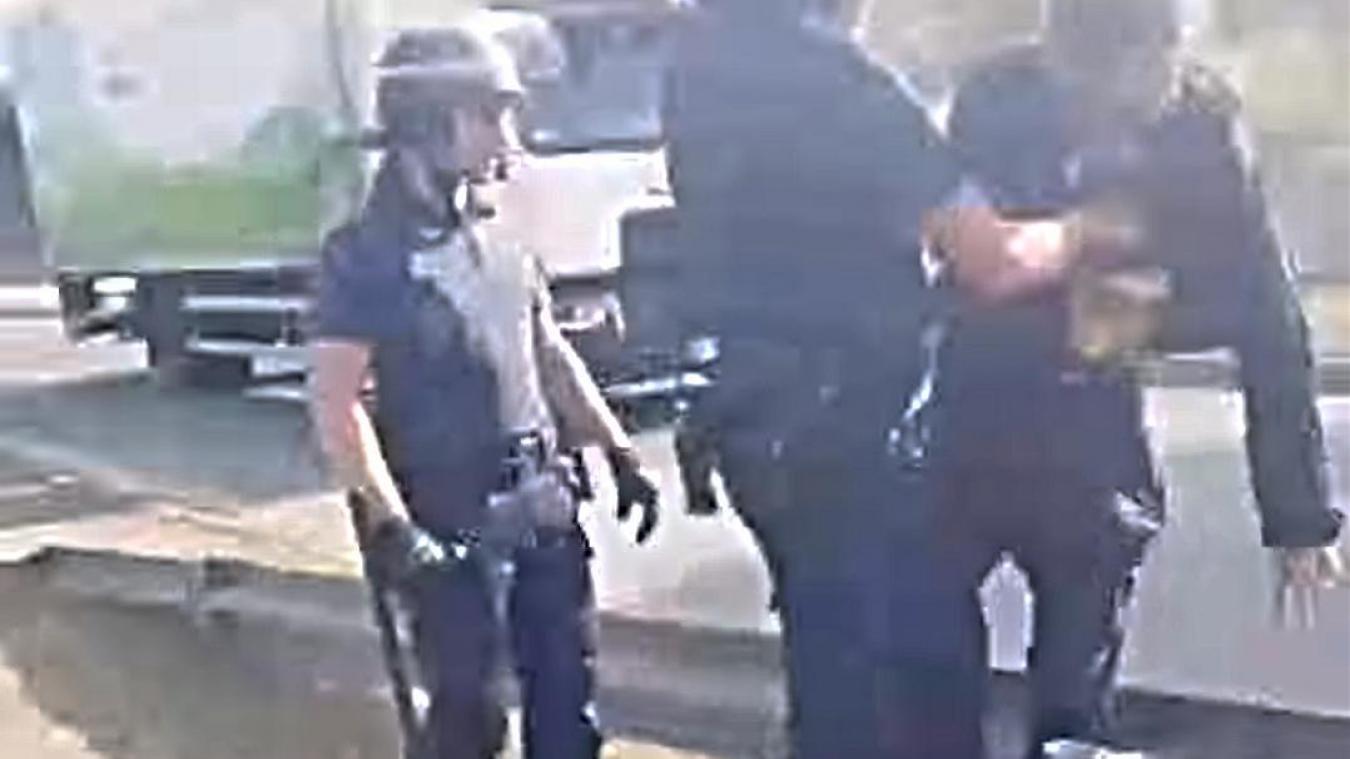 Calais : un policier condamné après avoir violenté un bénévole
