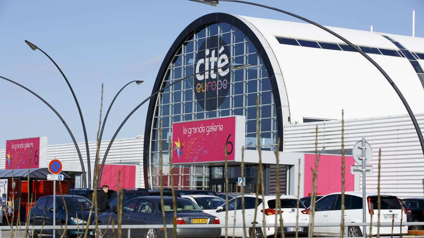 Cité Europe a vu 47 boutiques s'implanter en 4 ans d'après Carmila.