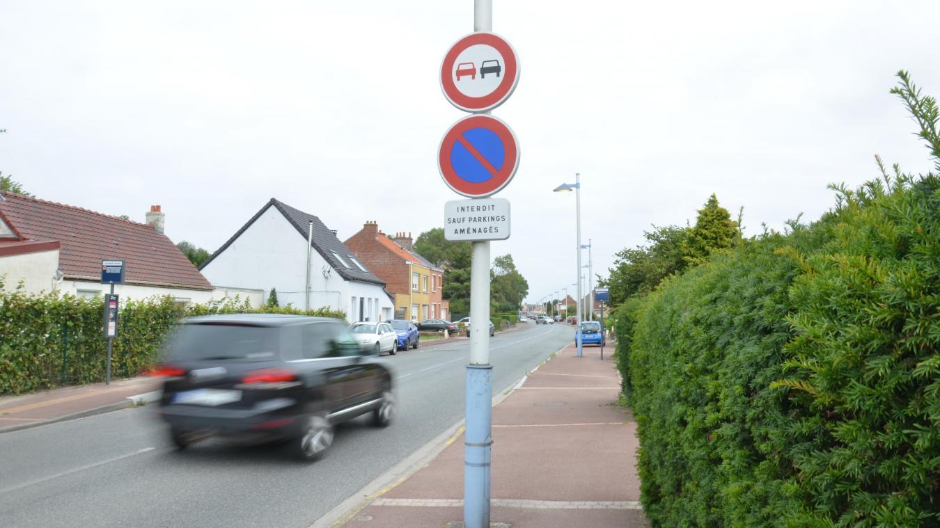 La Municipalité veut revoir le stationnement et lutter contre les excès de vitesse.