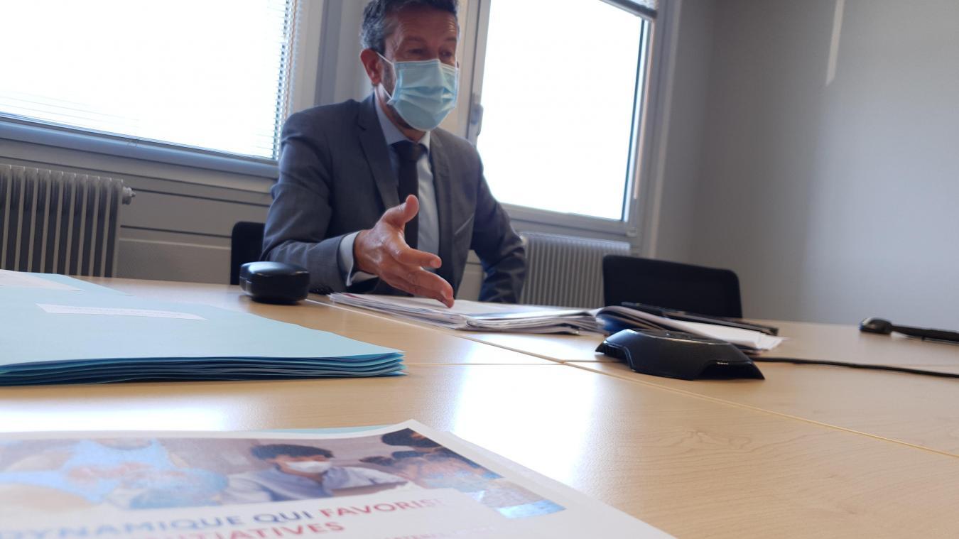 Joël Sürig, directeur des services de l'Education nationale du Pas-de-Calais, fait le point sur la rentrée.