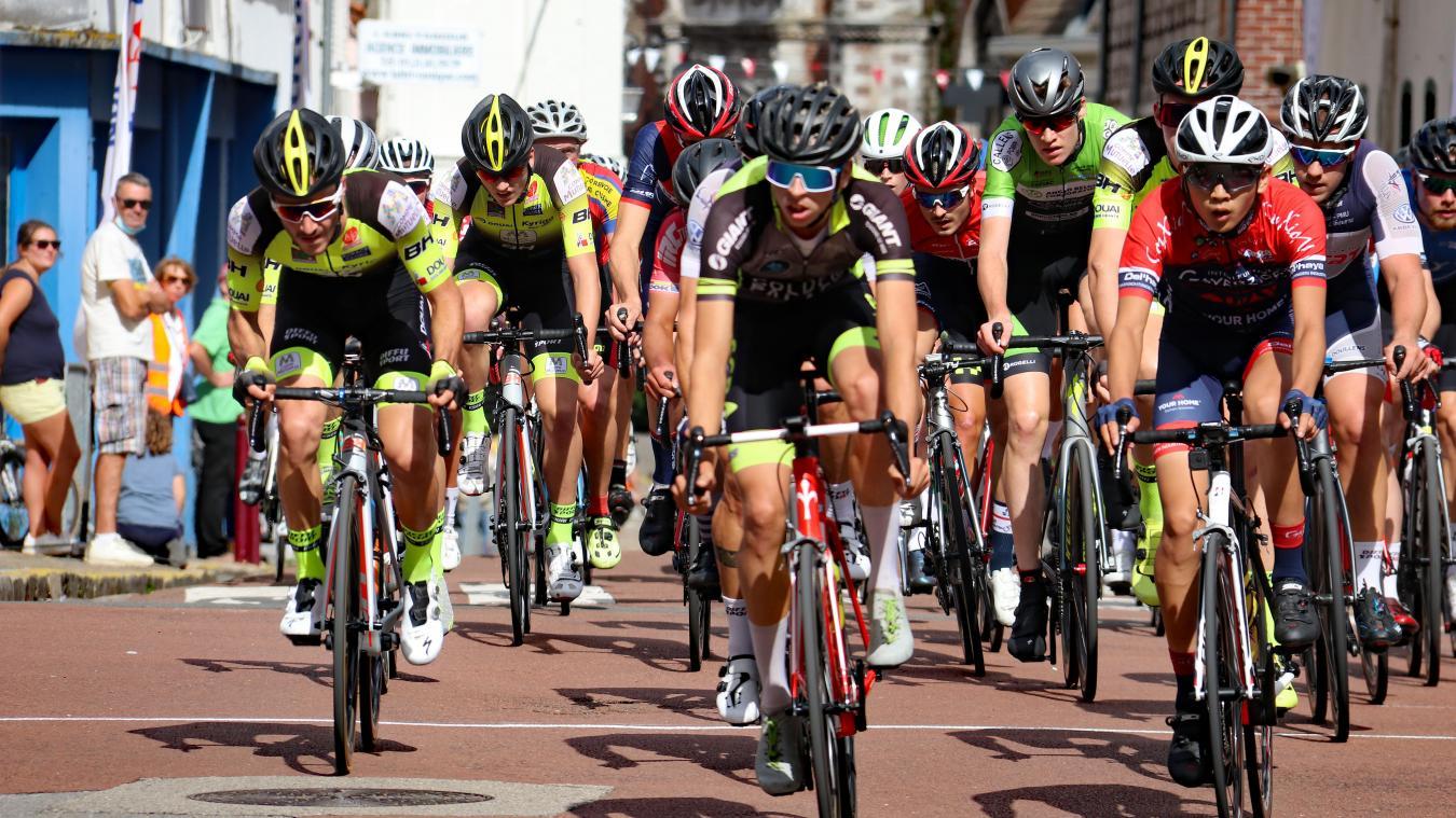 Le grand prix cycliste a lieu le dimanche 5 septembre.