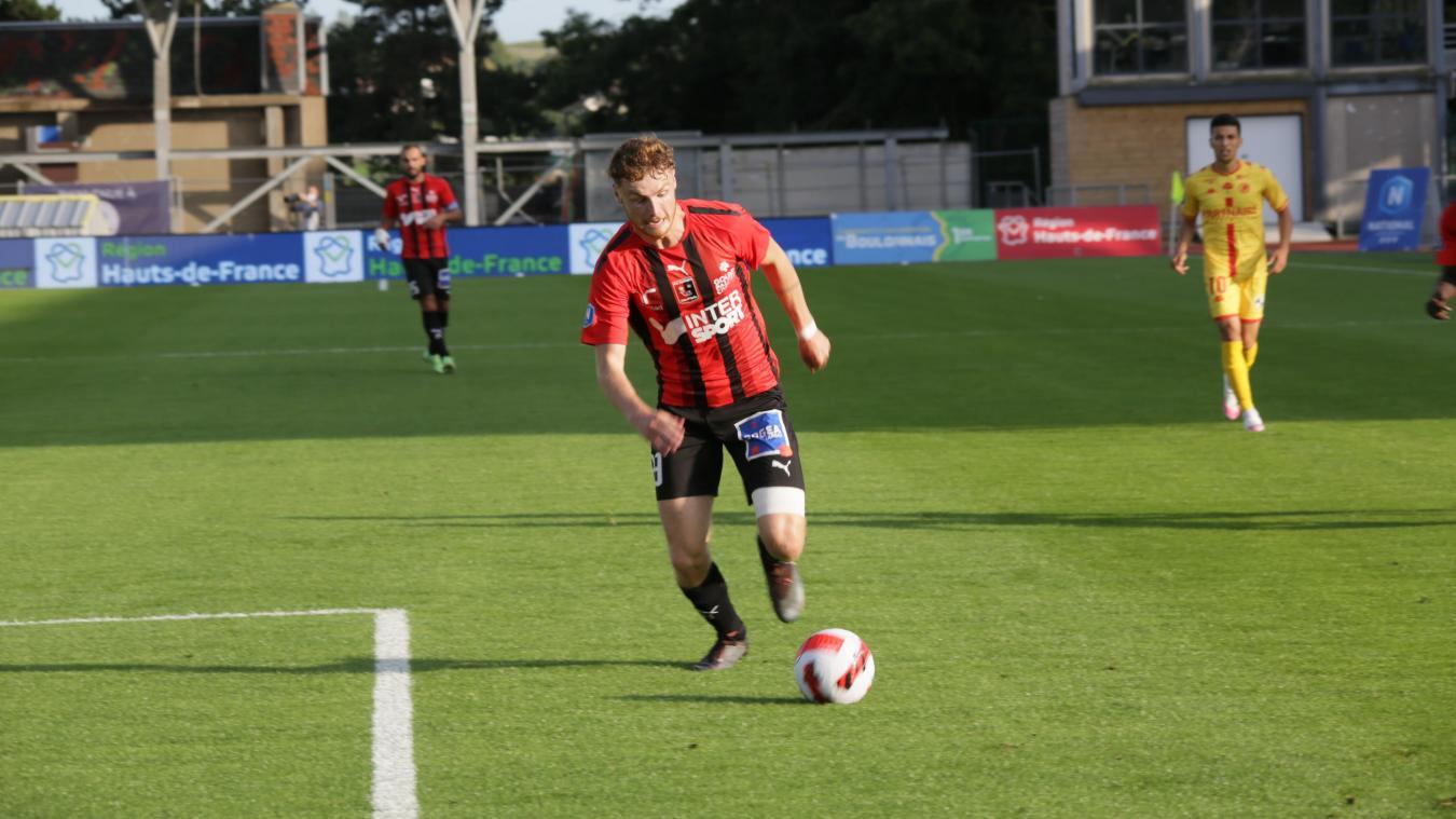 Antoine Hainaut, élu joueur du mois par les supporters, était de nouveau titulaire ce vendredi soir