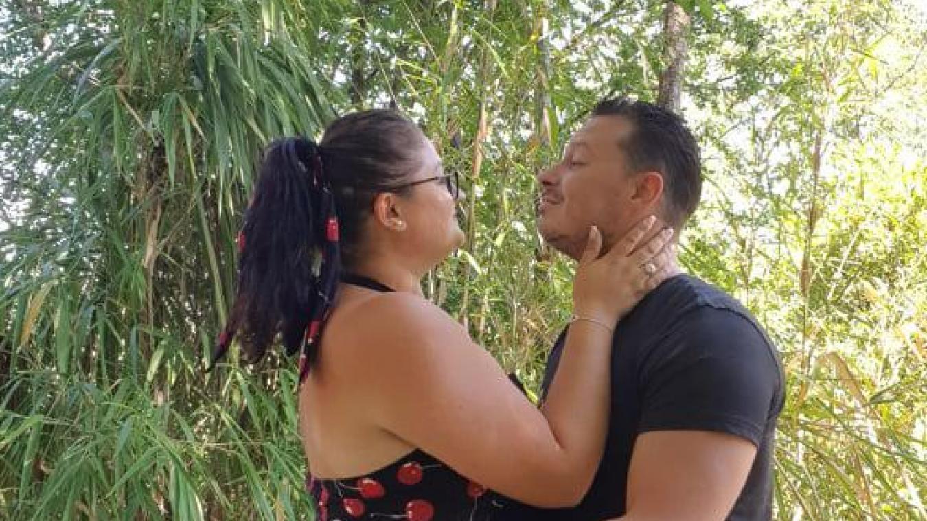 Le couple s'est retrouvé en 2019.