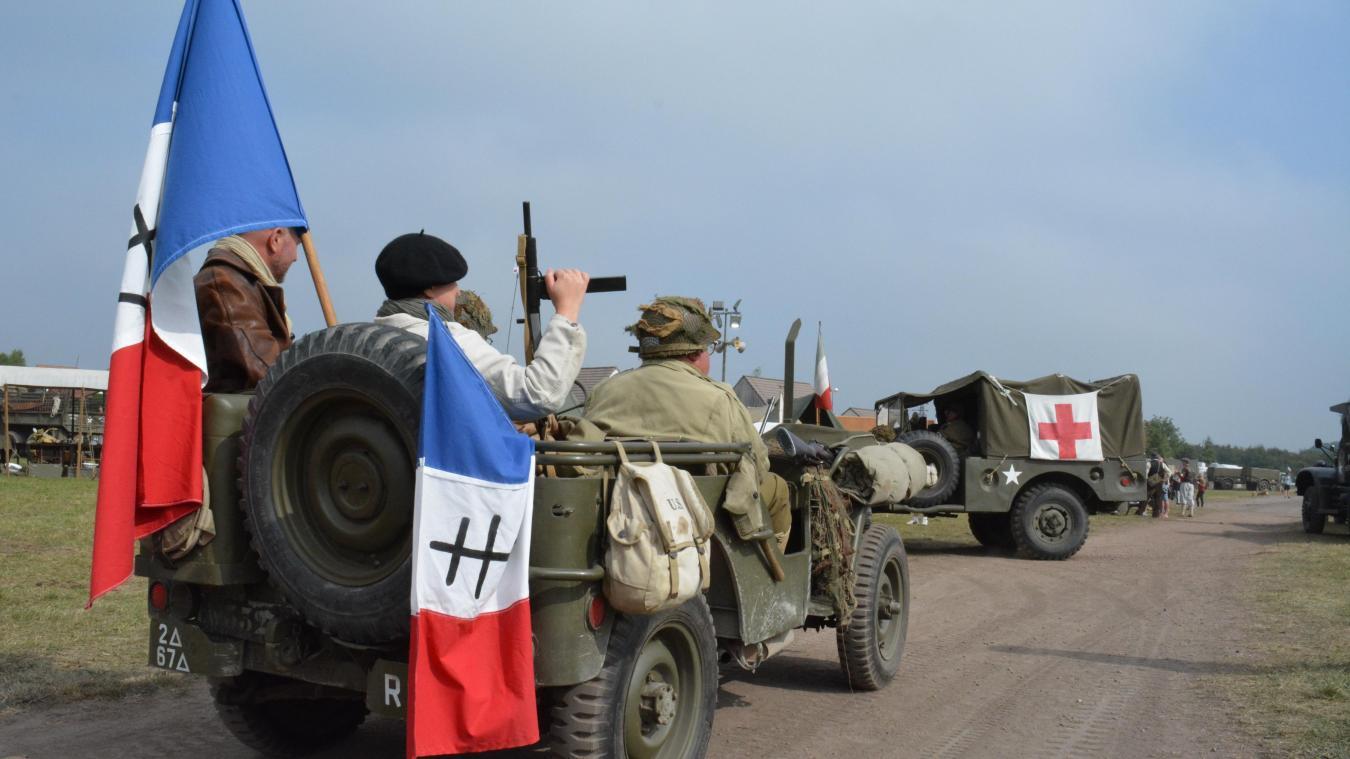 À Haillicourt, le Pas-de-Calais libéré vibre au rythme des moteurs