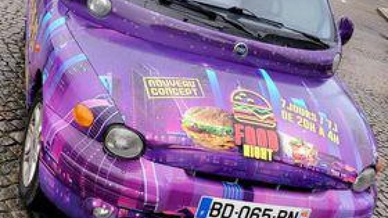 Food Night ouvre son service de fast-food mobile ce dimanche soir