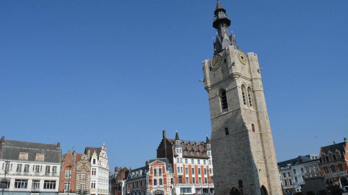 La Ville a prévu de fêter la fin des travaux de rénovation du Beffroi, mercredi 8 septembre.