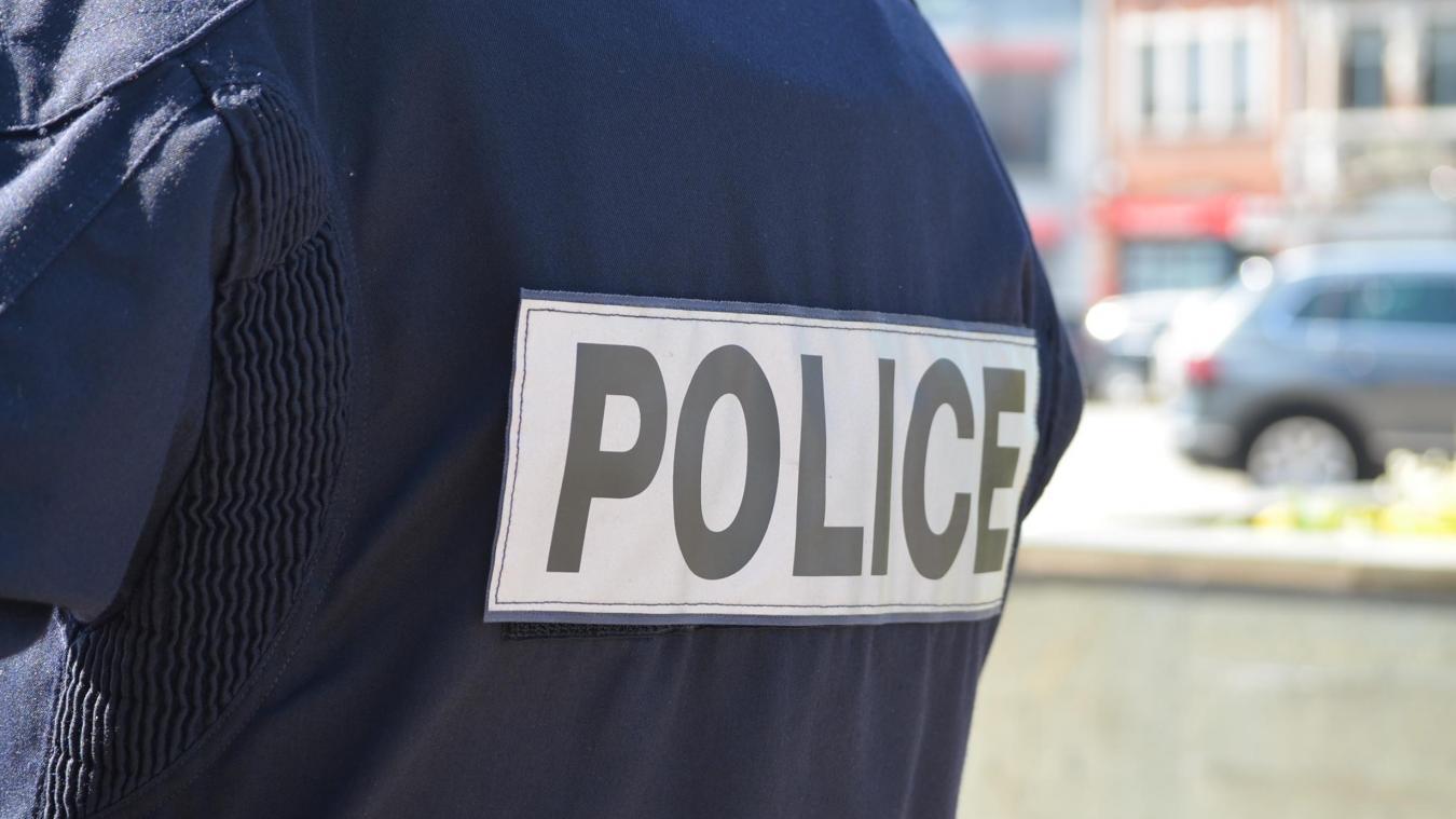 La police a utilisé le dispositif d'intervention des véhicules automobiles.