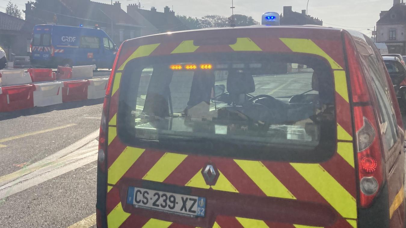 Les deux incidents se sont déroulés rue Edmond Madaré et sur le chantier du futur rond-point.