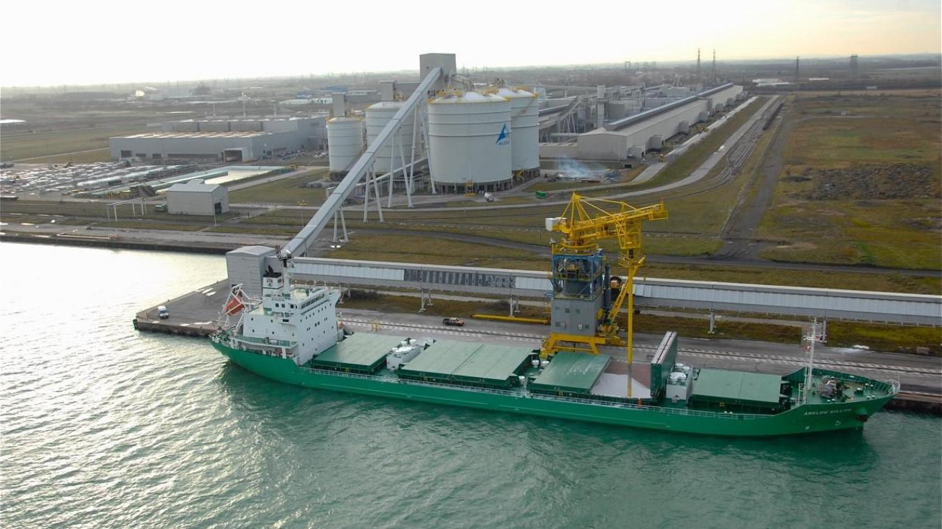 Aluminium Dunkerque fait partie des entreprises engagées dans le processus de réduction de l'impact du CO2.