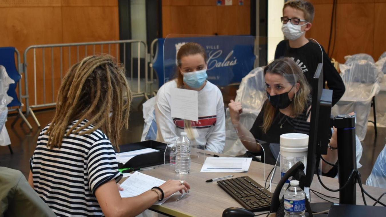 A partir du 15 novembre, le Forum Gambetta à Calais pourrait ne plus accueillir personne pour la vaccination.