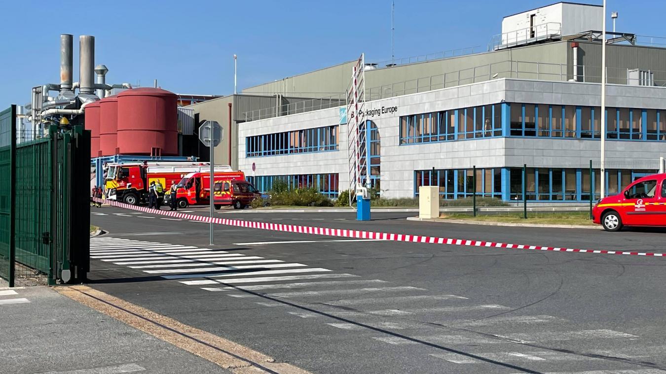 De nombreuses casernes de pompiers ont été appelées à intervenir à Bierne.