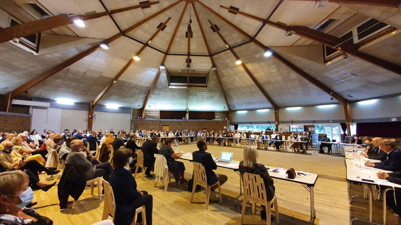Les Vimynois sont appelés aux urnes dimanche 12 septembre.
