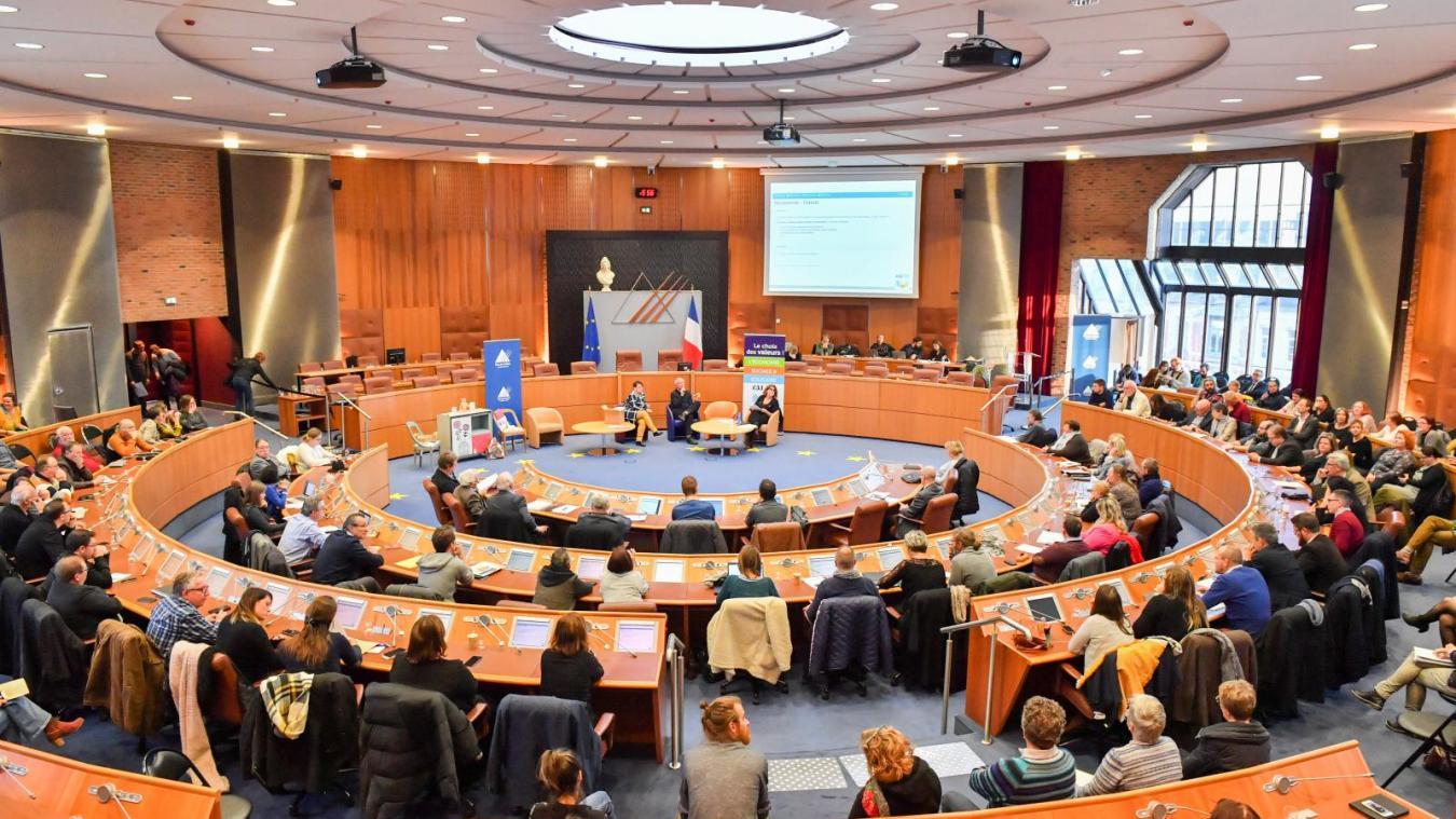 Le Budget citoyen du Département permet aux habitants du Pas-de-Calais de guider, d'accompagner et d'appuyer des idées citoyennes intégrant les pratiques de l'économie sociale et solidaire et de l'innovation. (Photo: CD62)