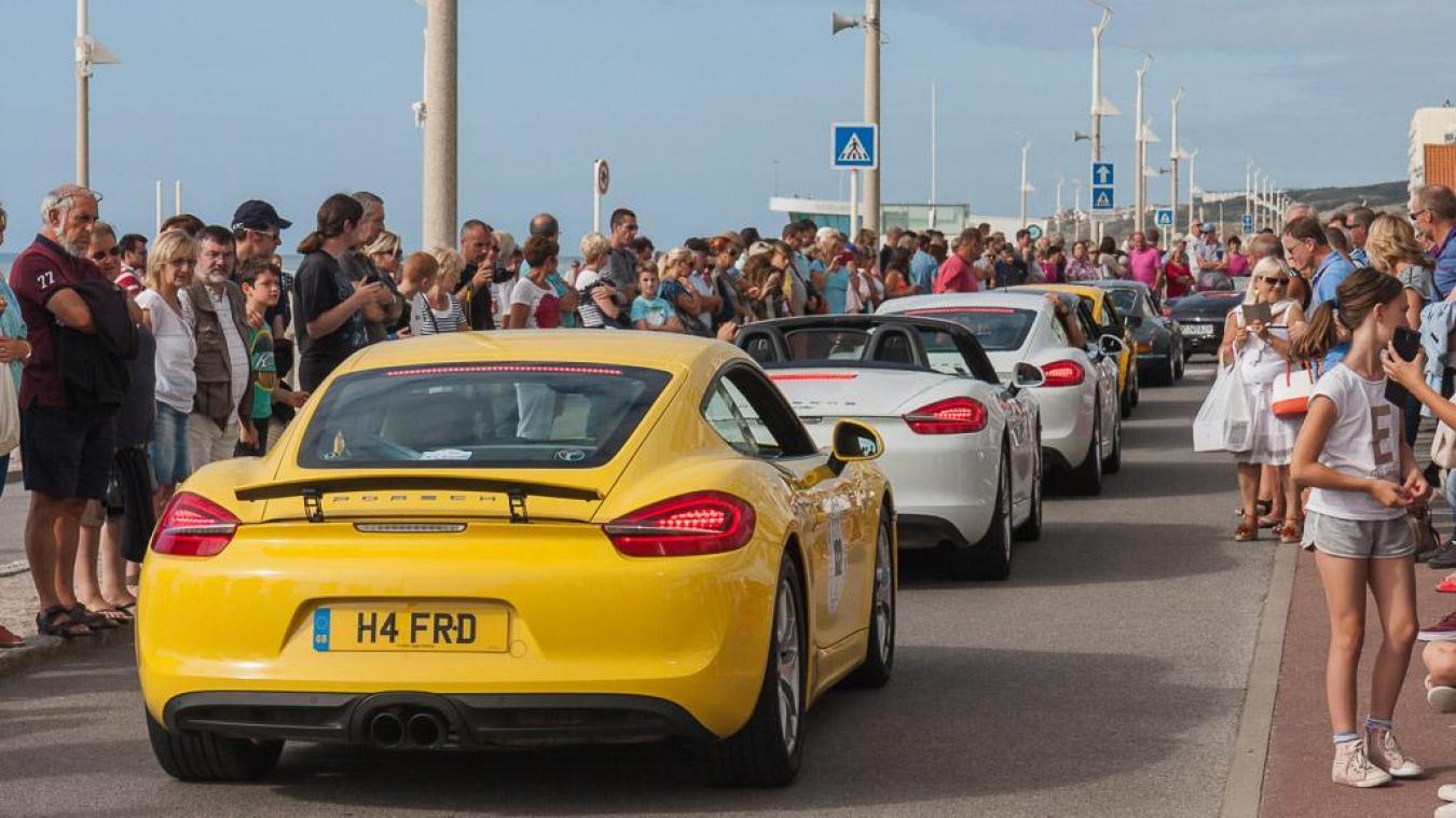 Les Porsche vont à nouveau vrombir dans les rues d'Hardelot.