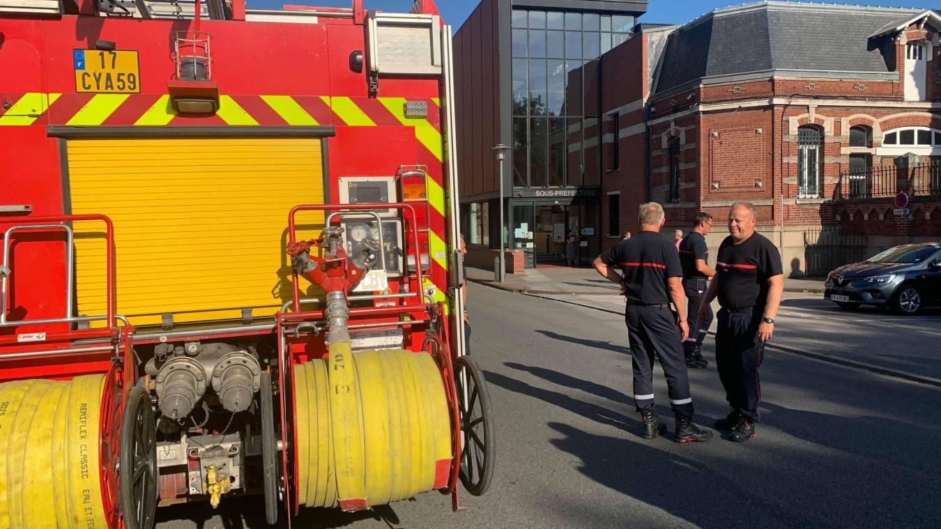 Dunkerque : colis suspect et périmètre de sécurité à la sous-préfecture