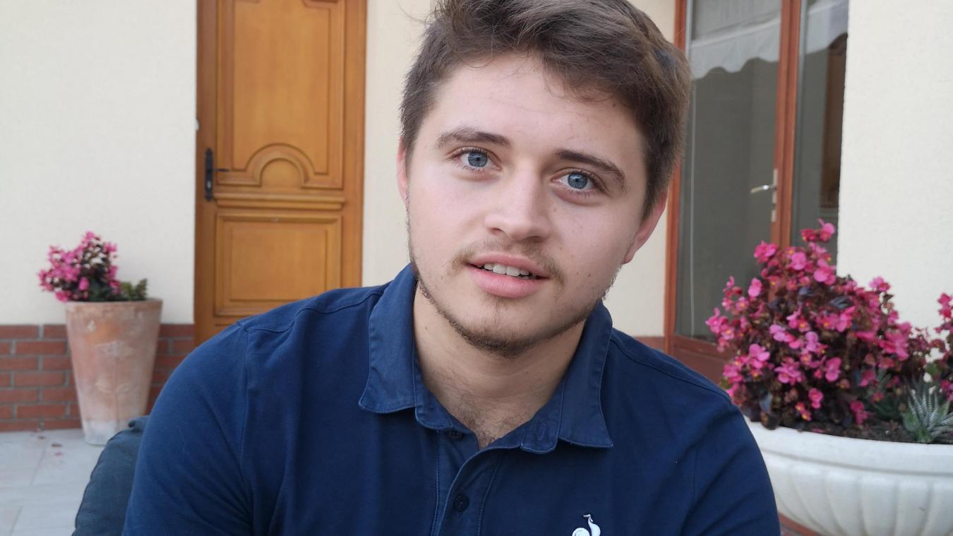 Antoine Leleu a perdu contre le champion Bruno en finale de l'émission.