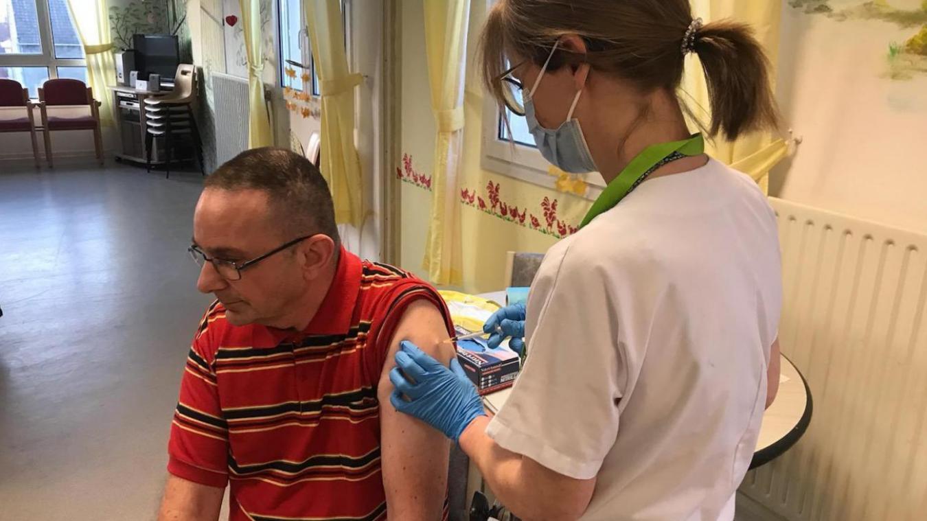 La vaccination se poursuit dans les centres du Montreuillois.