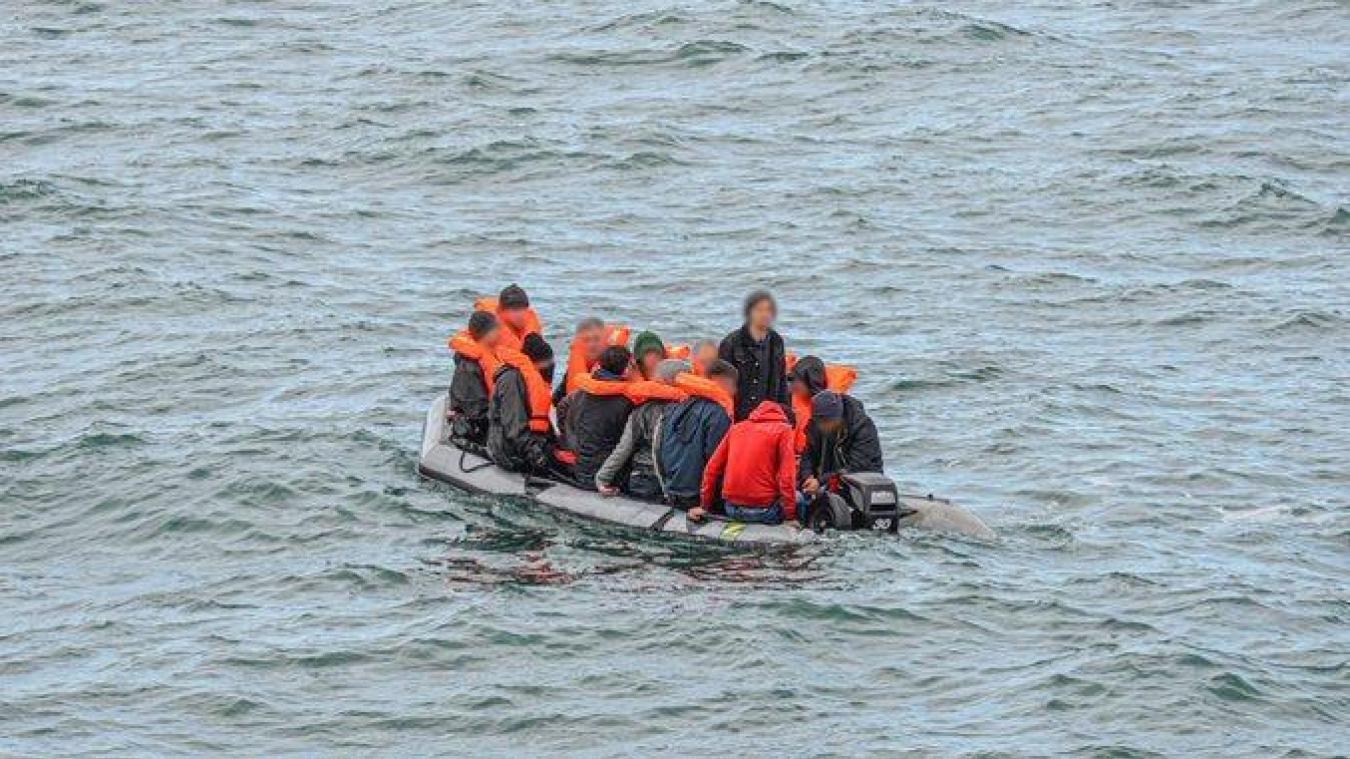 198 migrants ont été secourus entre le dimanche 5 et le mercredi 8 septembre.