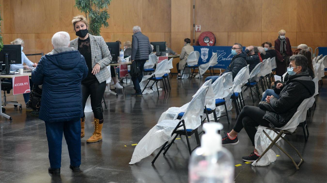 Le Forum Gambetta vaccine les Calaisiens depuis février dernier.