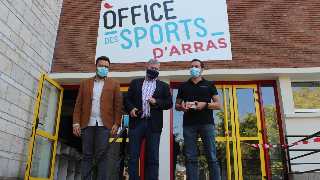 Arras: avec la fête du sport, l'office dans les starting block